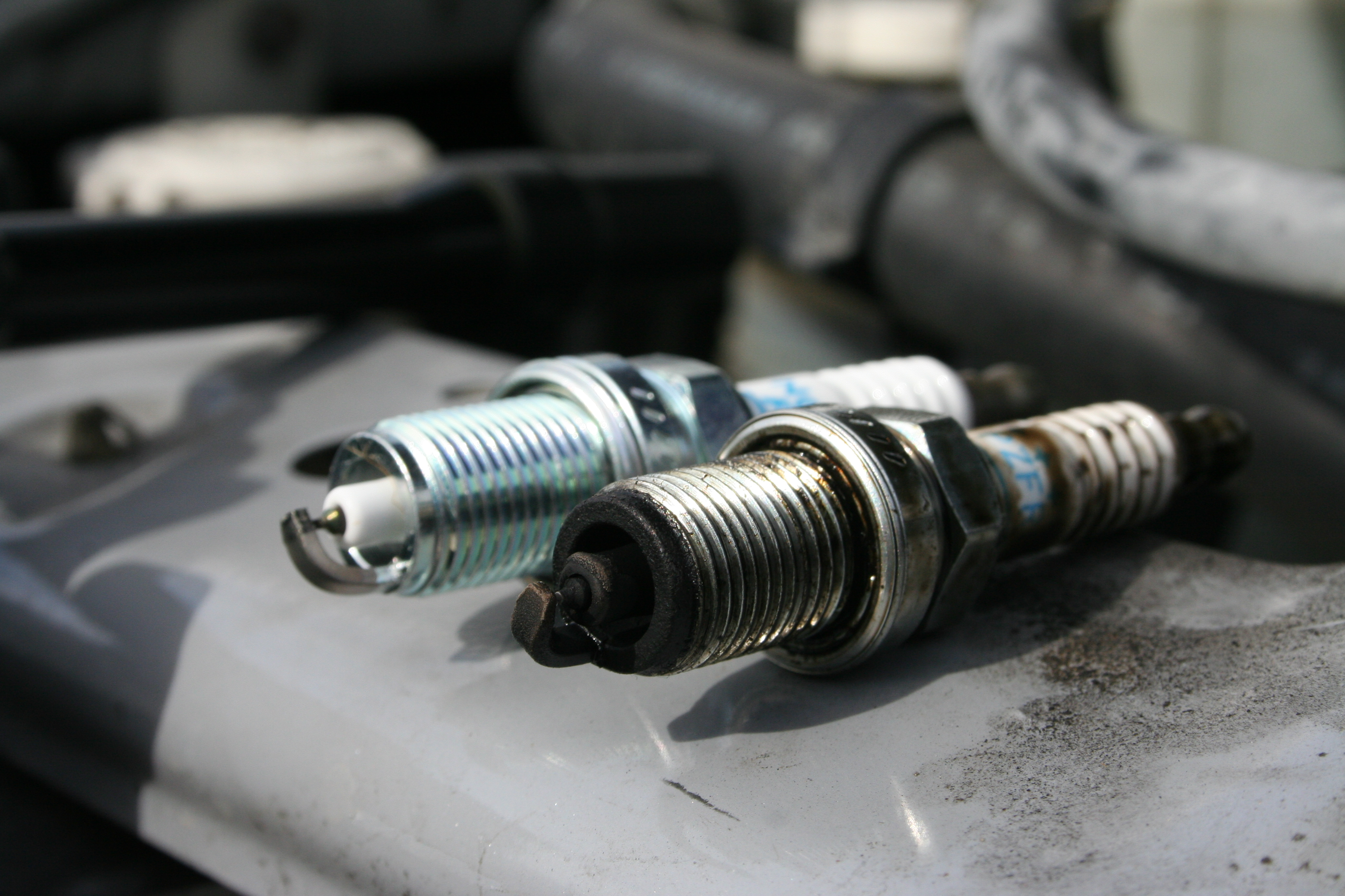 Spark Plug Replacement - Timing Belt King